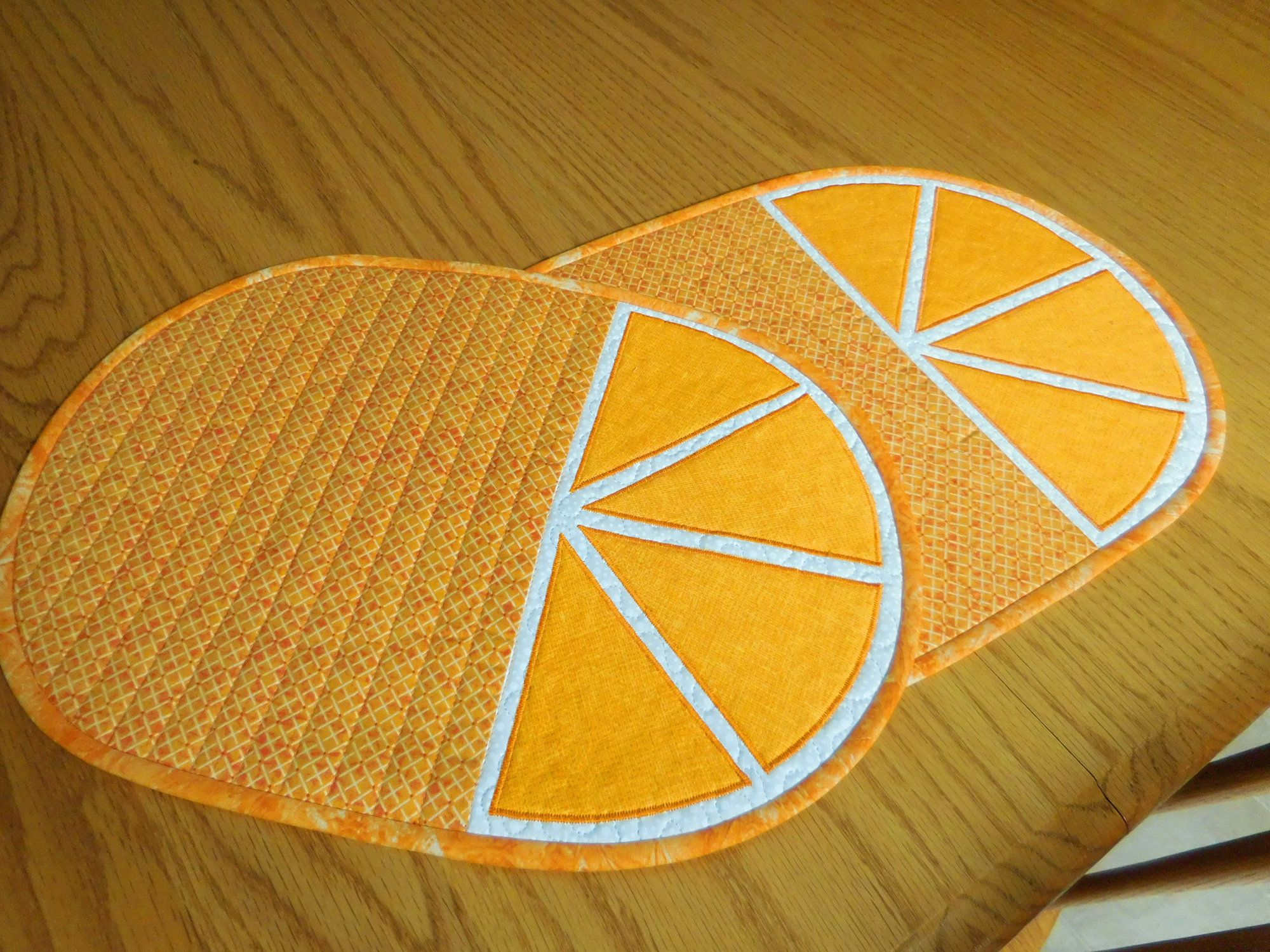 Oval Dining Table Runner