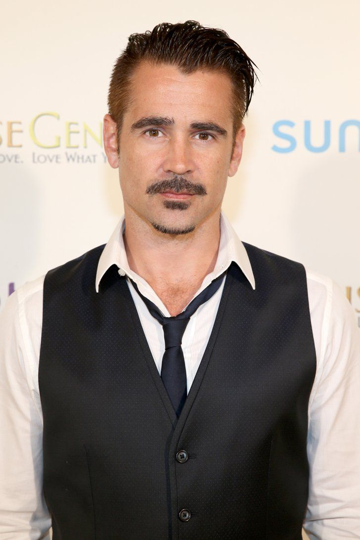 Celebrity Colin Farrell nude photos 2019