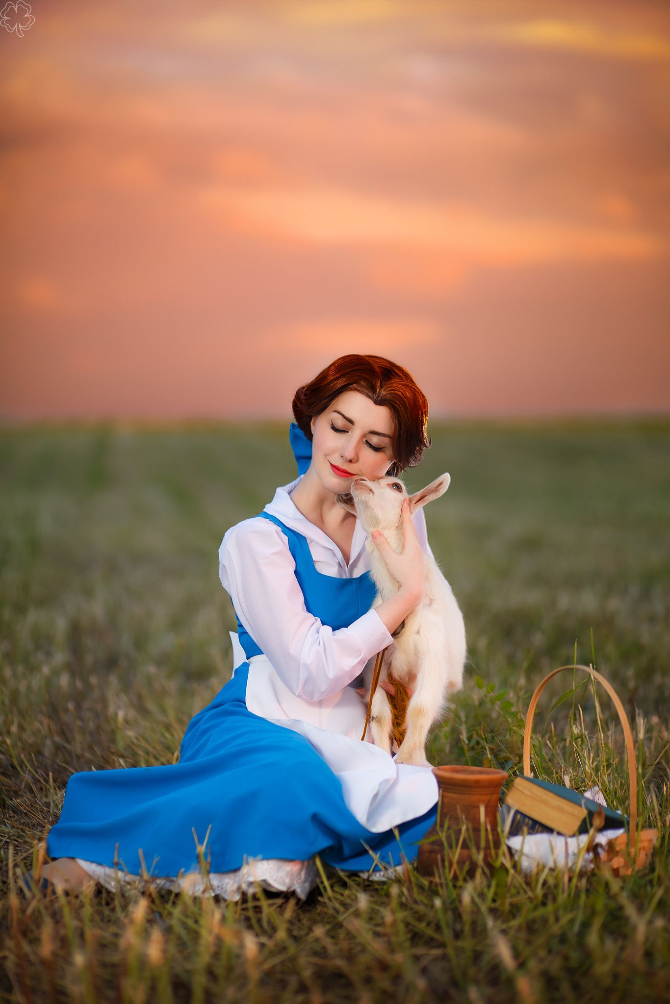 Belle In Real Life From Disney S Beauty And The Beast Photo By
