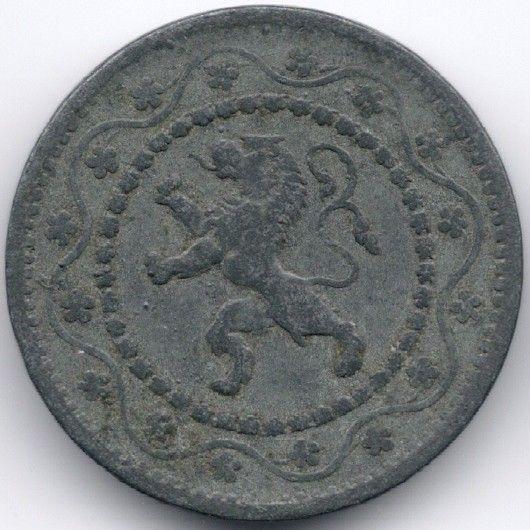 Belgium 10 Centimes 1915 op eBid België