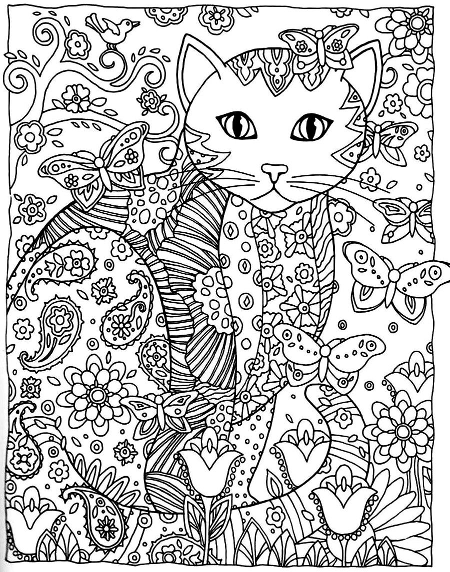 Pin de Ceciley Marlar en Animal Coloring Pages | Pinterest ...