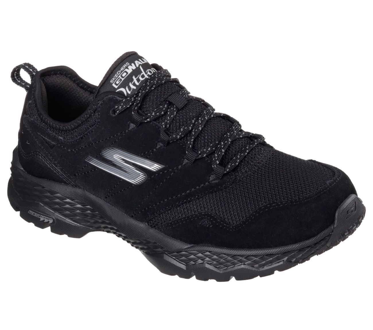 14131 Black Skechers Shoe Women Go Walk Outdoor Grip Water Resistant Sport  Trail