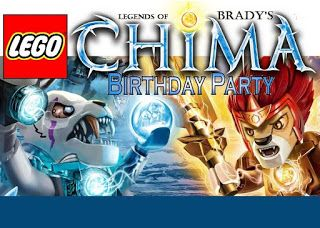 Lego Chima Coloring Pages Pdf : A to z for moms like me lego chima birthday party done