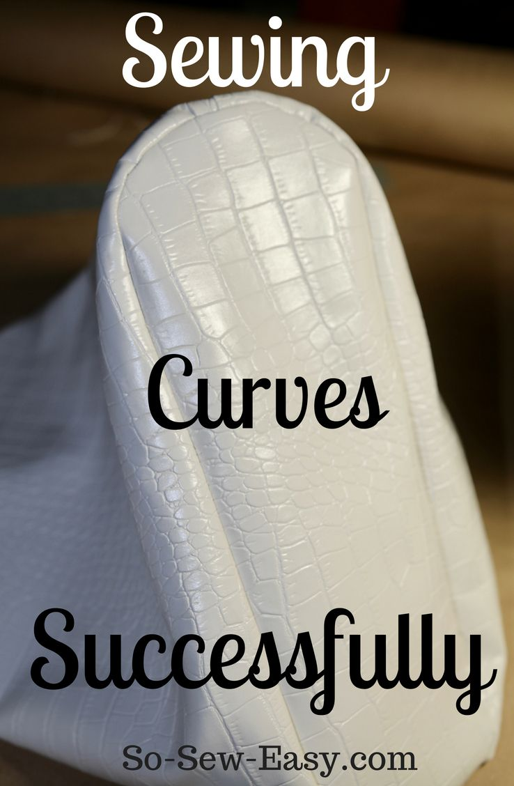 Sewing Curves Successfully - Joining Rounded Shapes | Costura ...