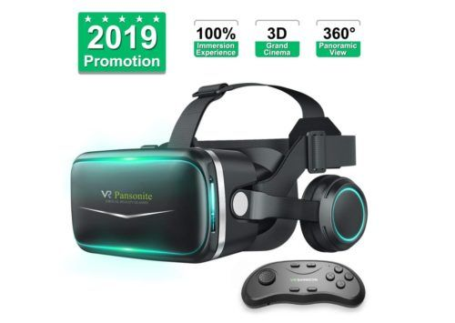 Top 15 Best VR (Virtual Reality) Headsets in 2019 Reviews