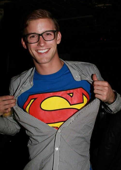 Superboy fashions