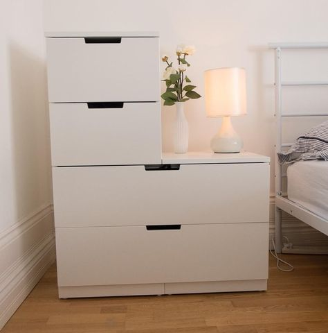 Nordli ikea s k p google interior design pinterest Ikea nordli storage bed review
