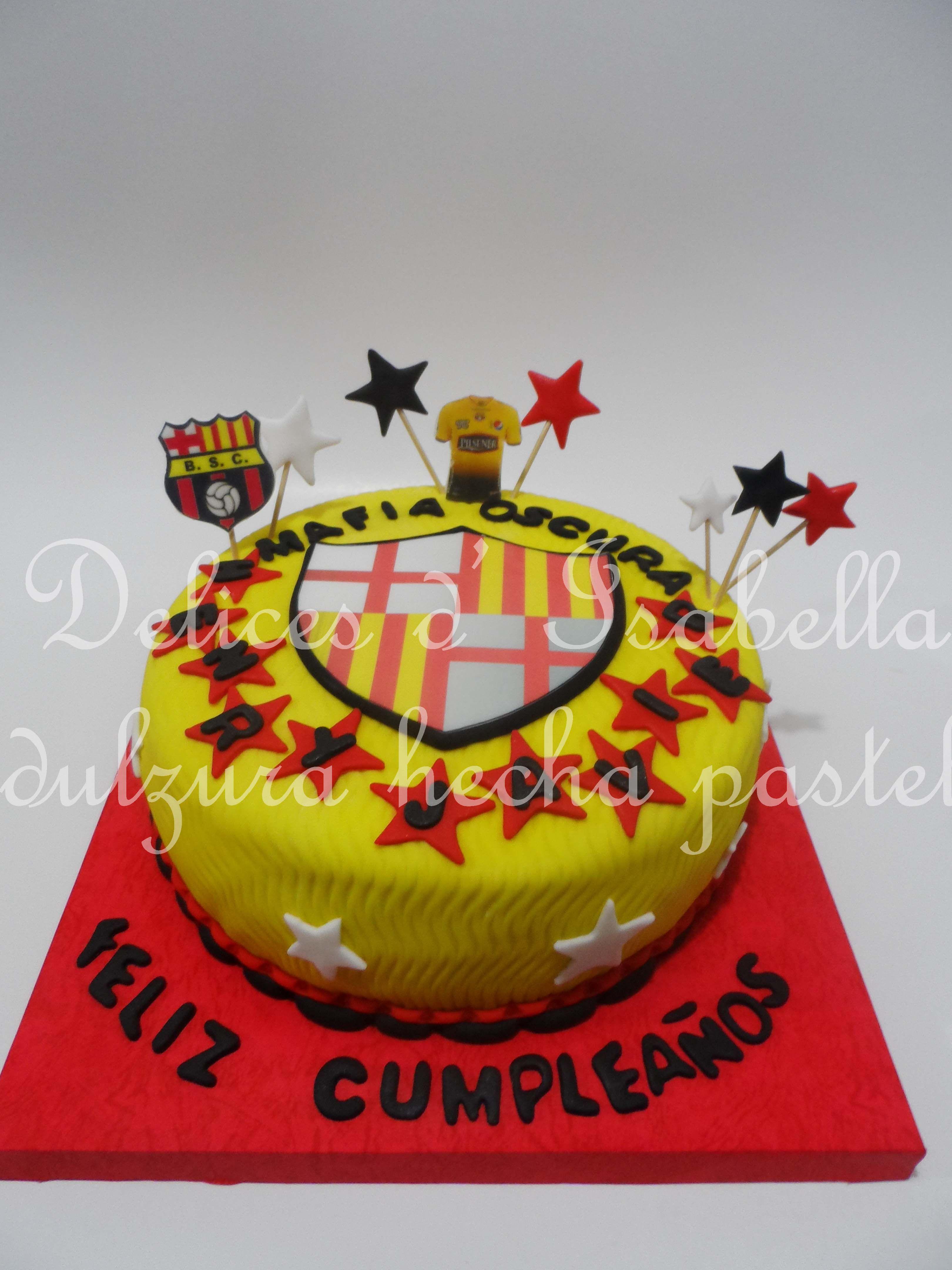 Torta Barcelona Ecuador Dulzura Hecha Pastel Tortas