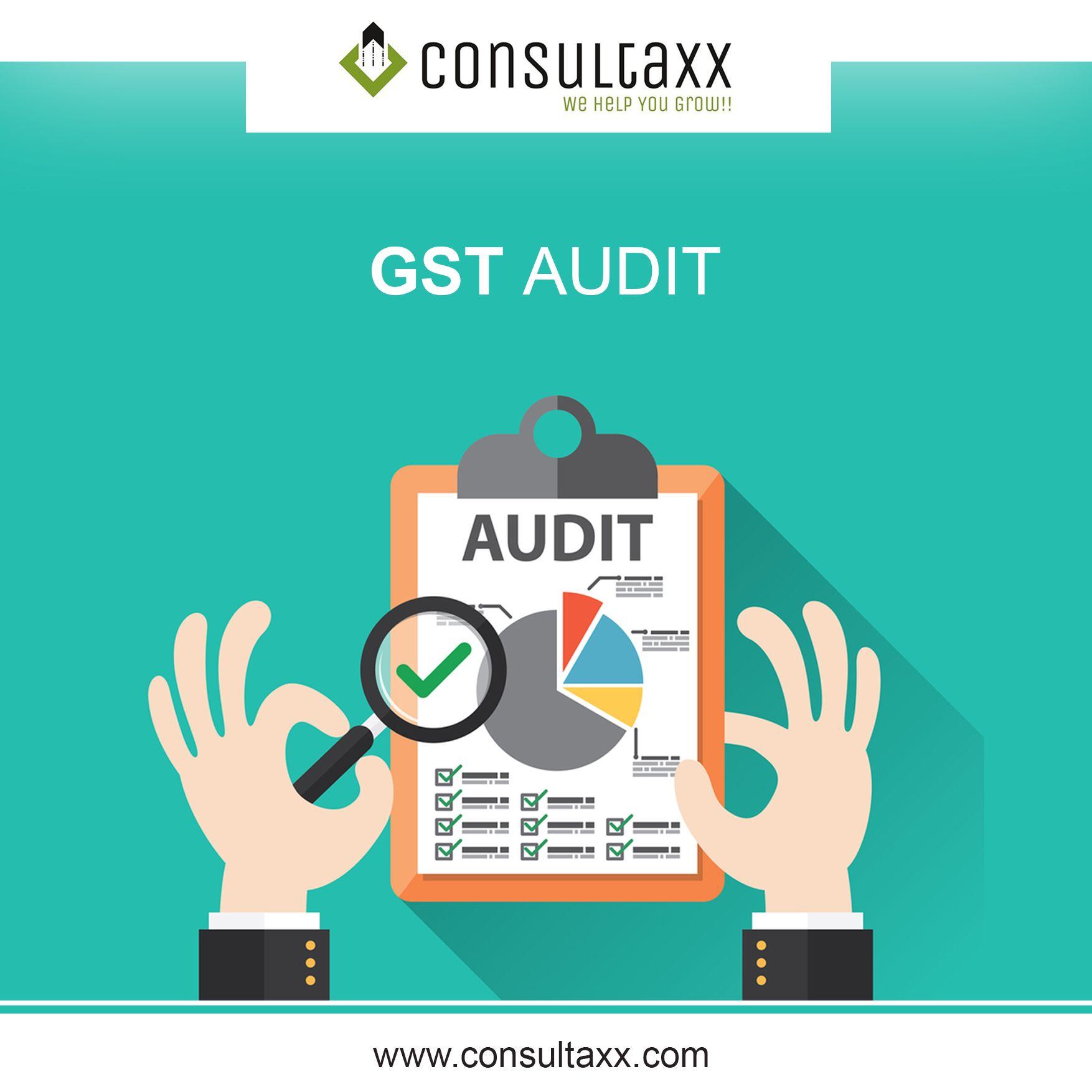 Best Gst Audit Services Gst Return Consultaxx Audit Services Indirect Tax Audit