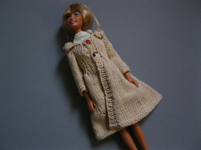 Lots of free doll clothes patterns here httpbarbiebasics lots of free doll clothes patterns here barbiebasics ravelry knit coat pattern by lynne sears dt1010fo