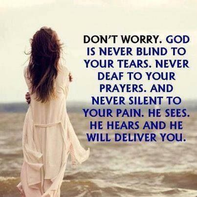 Dont Worry Quotes Quote God Religious Quotes Faith Pray Religious Mesmerizing Religious Quotes About Faith
