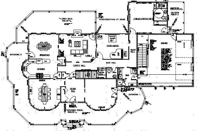 House Plan 2 Mansion Floor Plan Victorian Homes House Floor Plans