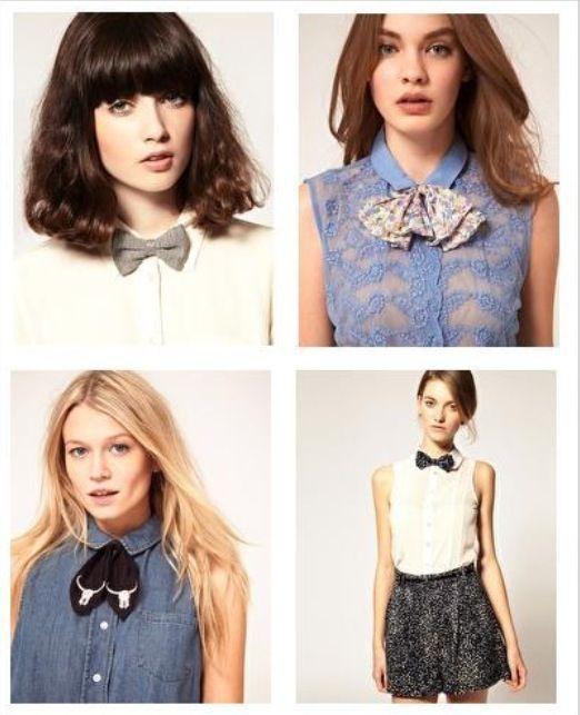 cf82d117f435 Women's bow-ties #portrait #style #kentsmithphotography ...
