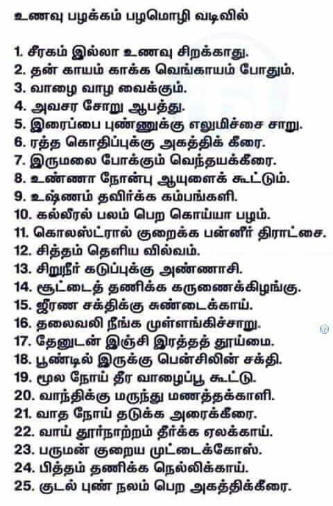 Indian food habits in tamil proverbs amazing pinterest for Cuisine meaning in tamil