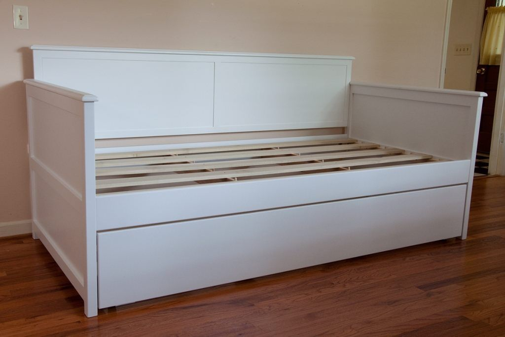 Diy daybed with trundle facebook twitter google pinterest