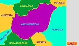 magyarország és szomszédai térkép Magyarország szomszédai | Iskola | Pinterest | Környezet, Oktatás  magyarország és szomszédai térkép