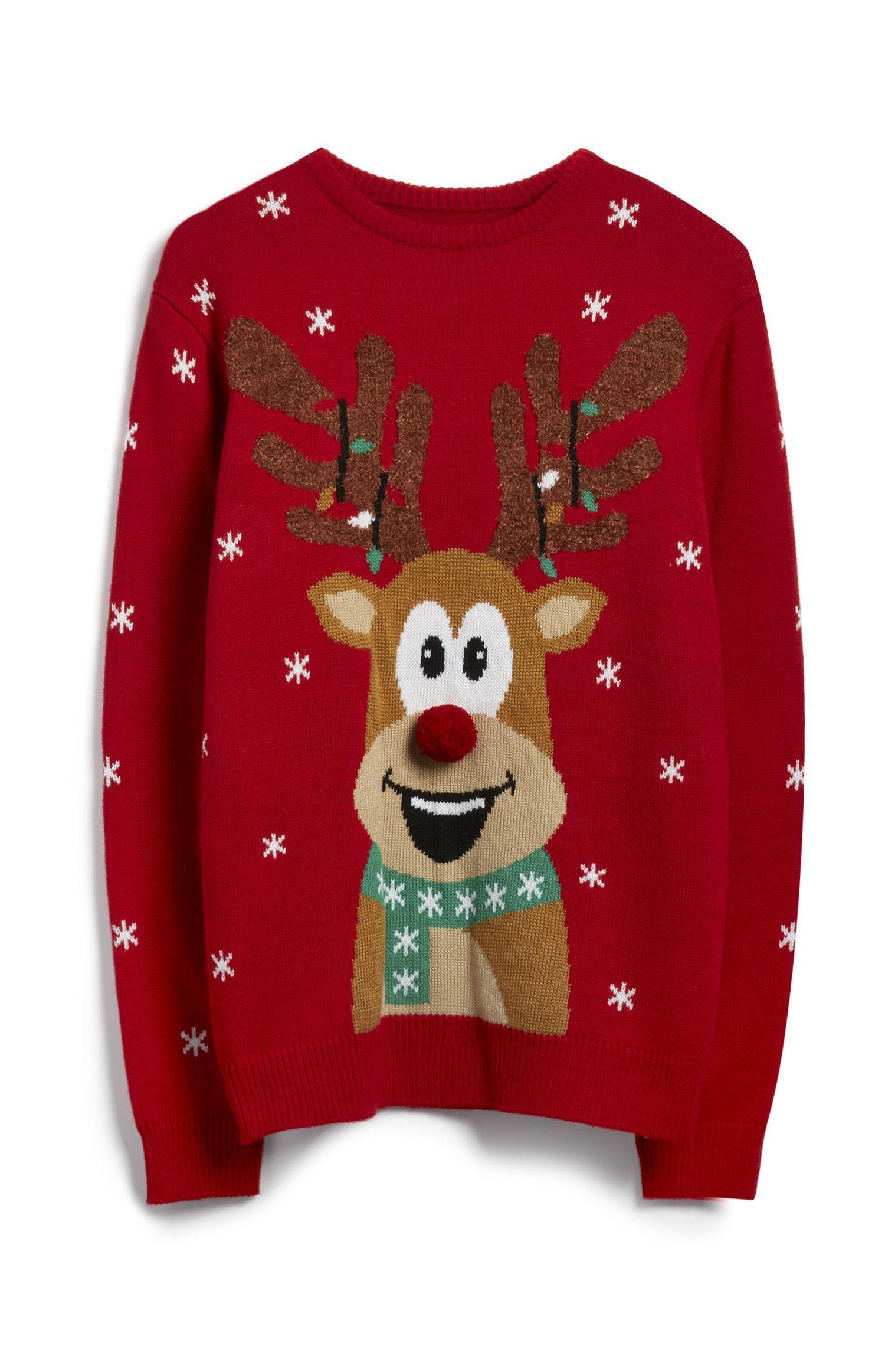 Primark vende ya sus jerseys de Navidad y te vas a querer comprar todos-  ElleSpain 9291ab0013cd