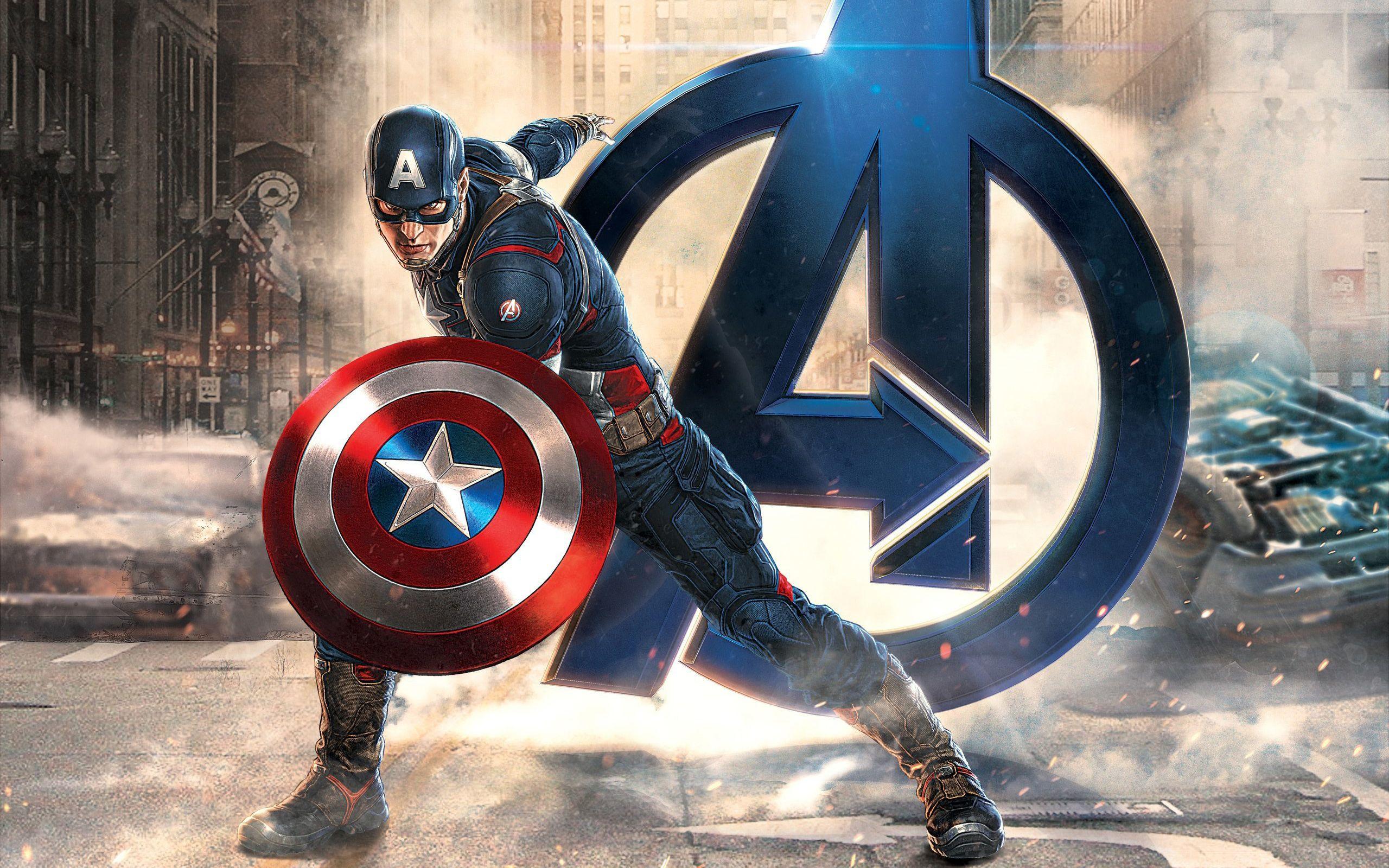 Captain America Wallpaper HD Resolution ld x px . MB