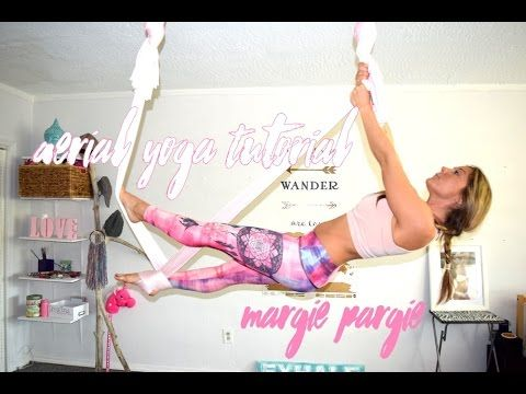 aerial yoga goddess tutorial episode 1 flow inspiration