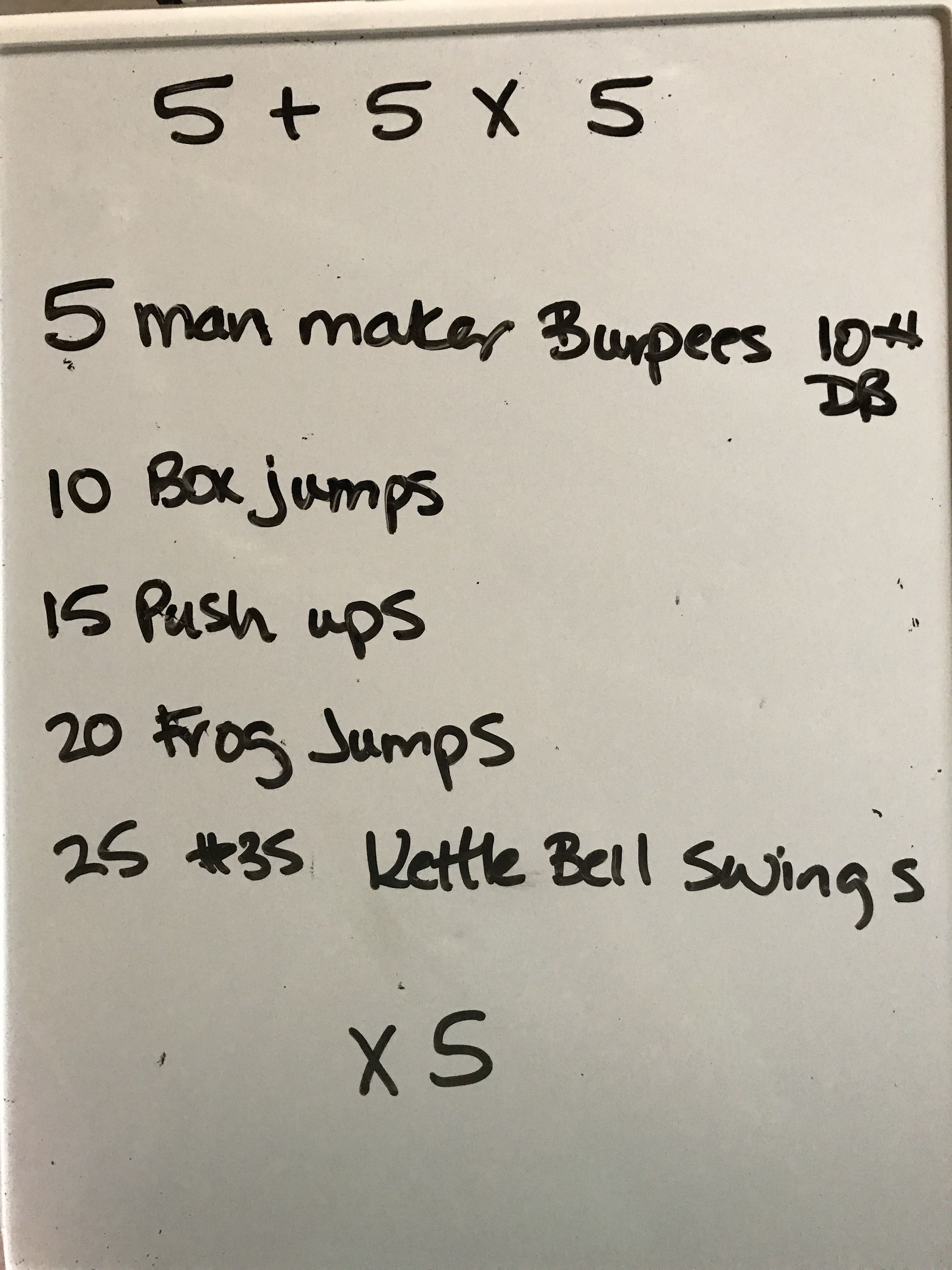 To Be Strong Harder Variation Of A Crossfit Circuit Hour Tabata Hiit Workouts Pinterest Amrap Workout