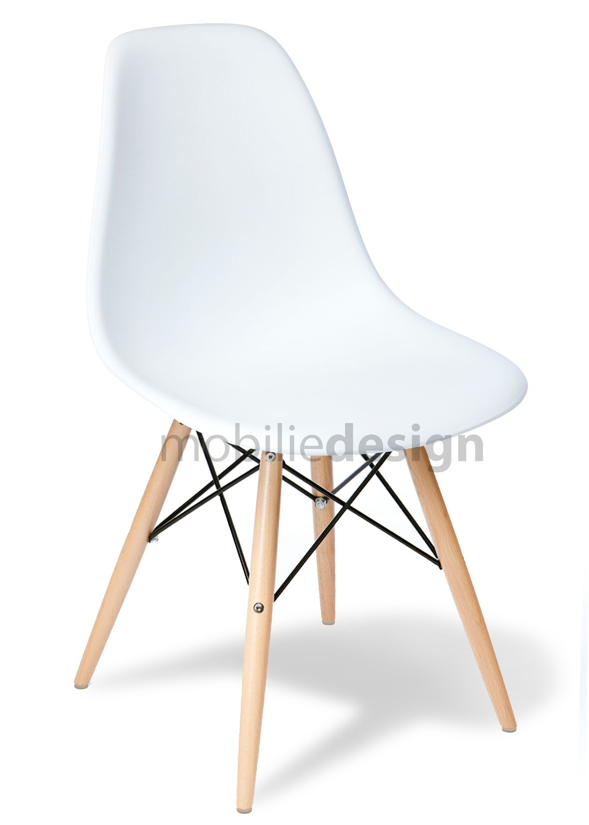"""Sedia Eames DSW Style """"New Edition"""" 