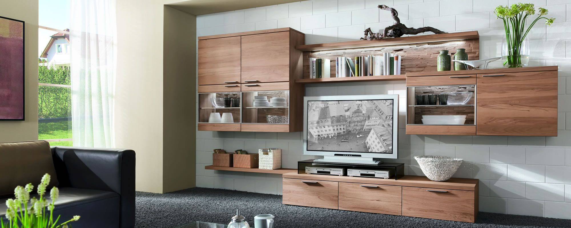 Hartmann PUR 2.0 solid wood furniture model series - beech heartwood ...