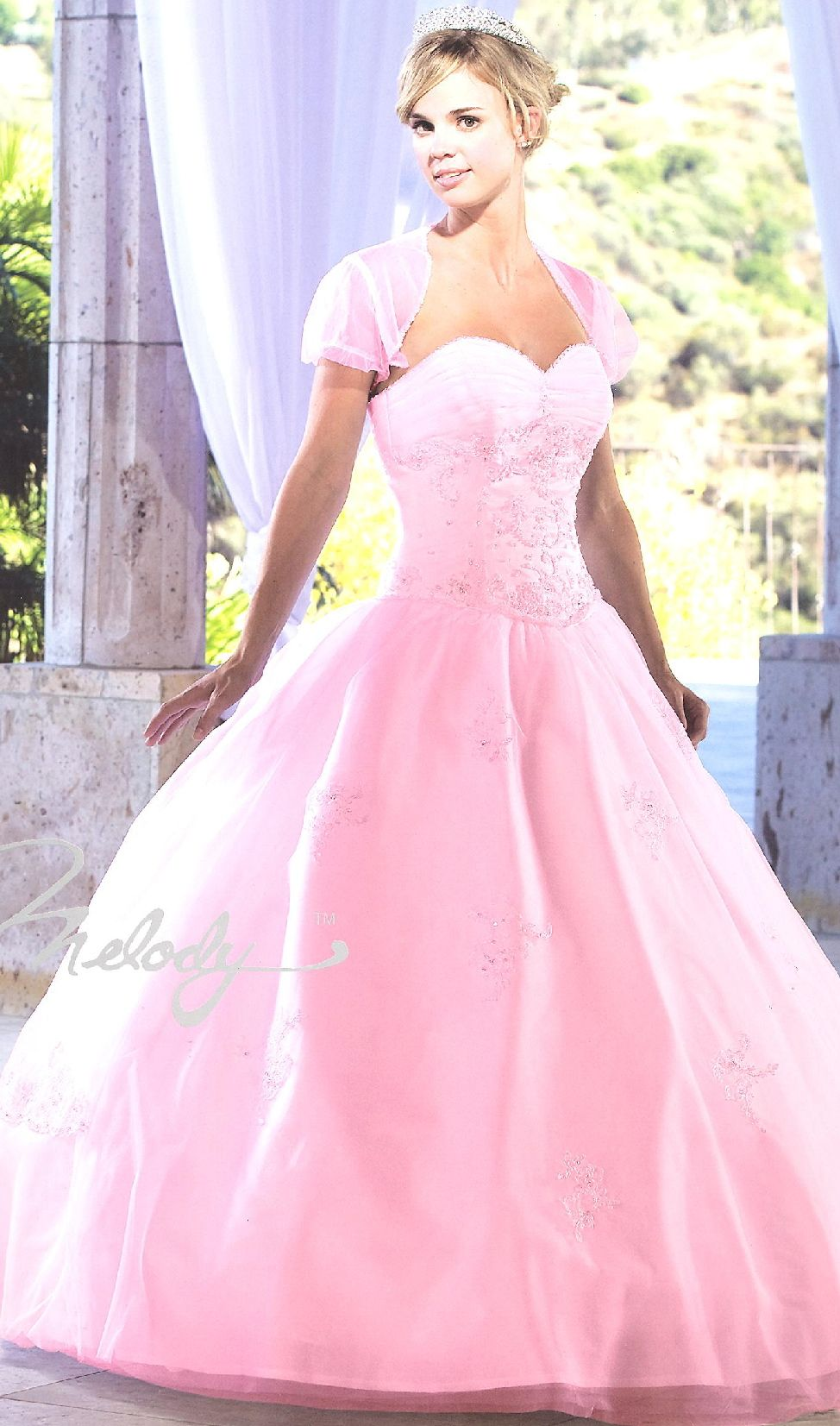 Wedding Quinceanera Dresses 143 Think Traditional ! | MELODY Wedding ...