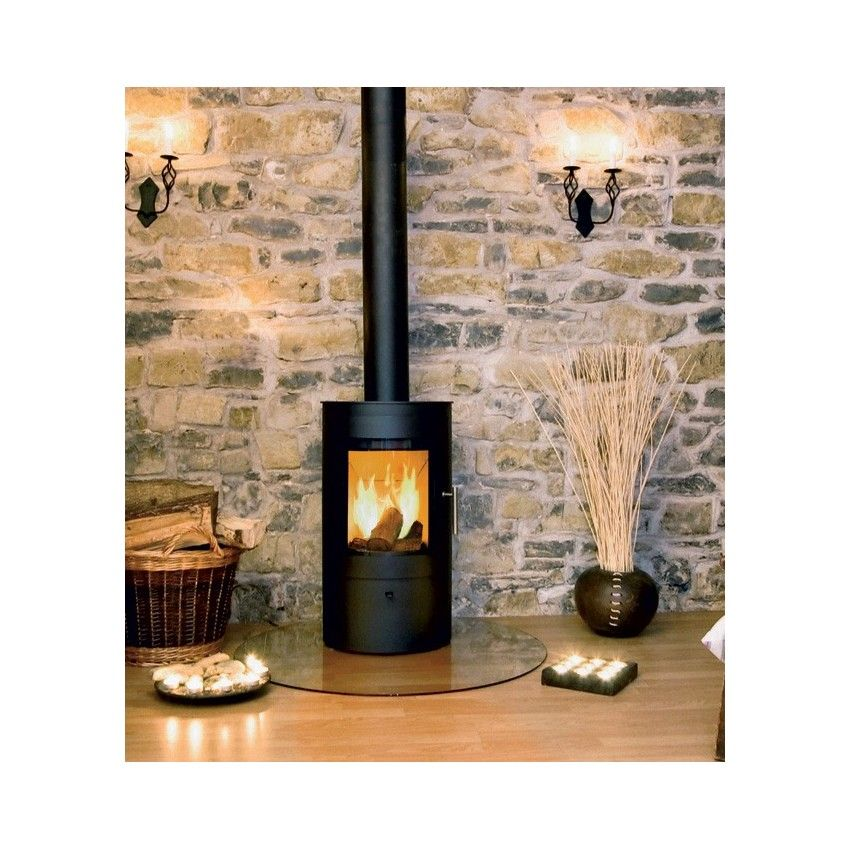 po le bois ou po les pellets e citizen l mp k pinterest stove fireplace stove and. Black Bedroom Furniture Sets. Home Design Ideas