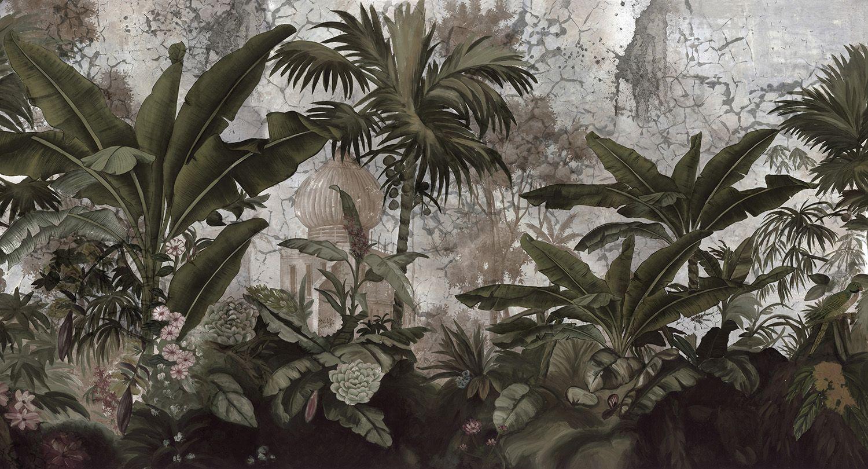 Papier peint panoramique Ananbô | Paysages | Pinterest | Papier ...