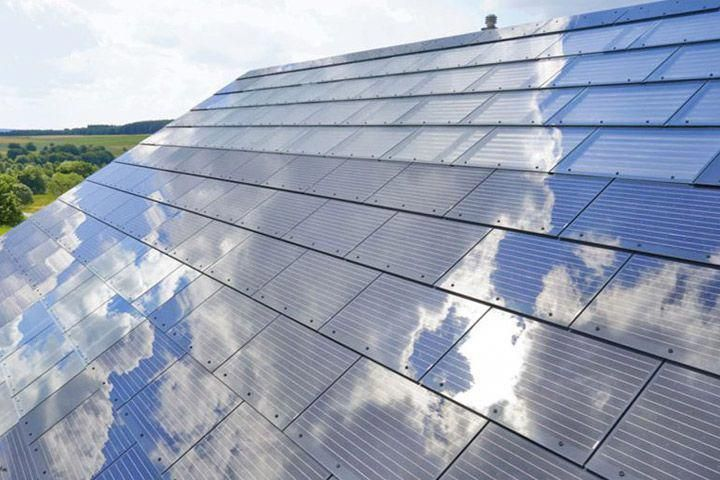 Tesla Shingles Cost >> Tesla Solar Roofing Will Be Cheaper Than Normal Roofing Sun And