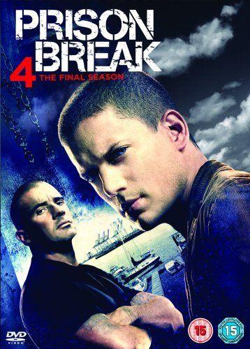 Nonton Prison Break Season 4 : nonton, prison, break, season, Prison, Break, Season, (plus, Final, Break), [DVD], Wentworth, Miller,, Http://www.amazon.co.uk/dp/B0023NVA3S/ref=cm_sw_r_p…, Break,, Prison,