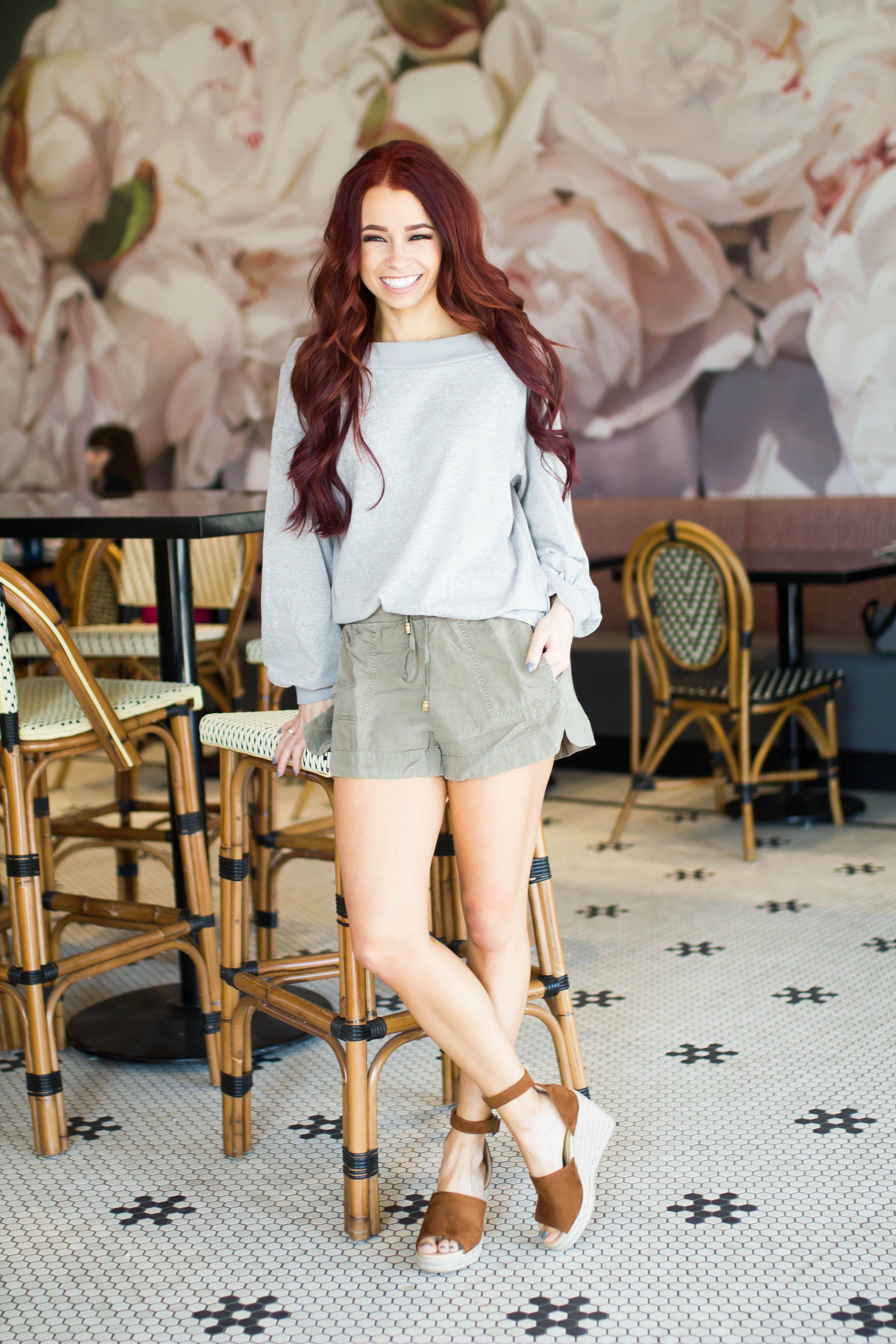 62459dc817b50 Spring style || spring fashion inspiration || spring fashion 2019 || spring  trends || spring outfit idea || spring style inspiration || red hair || red  hair ...