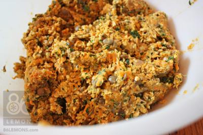 Test Report: Vegan Sweet Potato Quinoa Burgers (like Marie Catrib's)