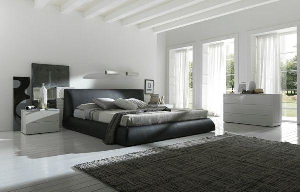 1000 ideas about schlafzimmer schwarz wei on pinterest schlafzimmer schlafzimmer modern grau