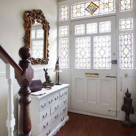 Hallway Step inside this light-filled Edwardian terrace
