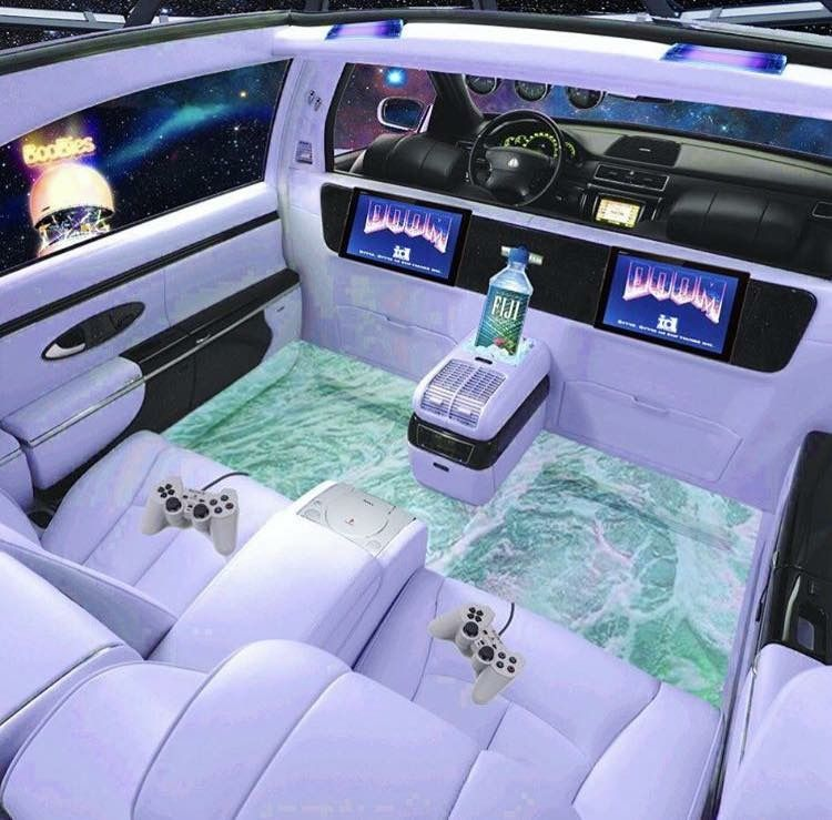Pin By Christine Xanadu On Vaporwave With Images Luxury Car