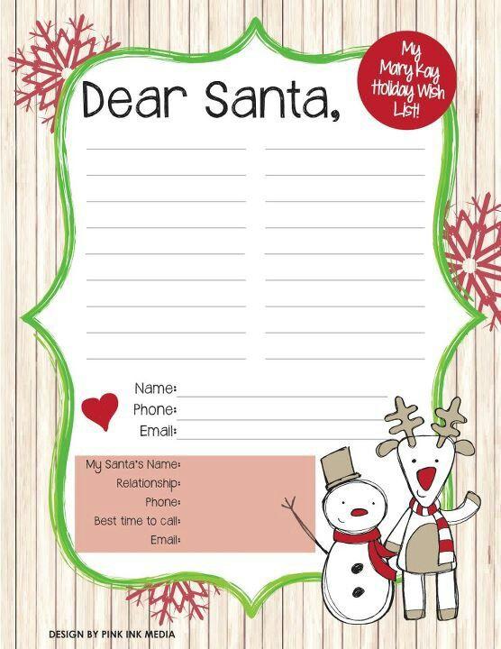 Make your very own Wish List!!! https://www.facebook.com/BirdieLipscombMaryKayBeautyConsultant?ref=hl
