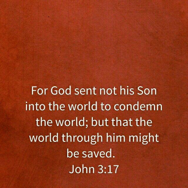 The reason God sent His Son