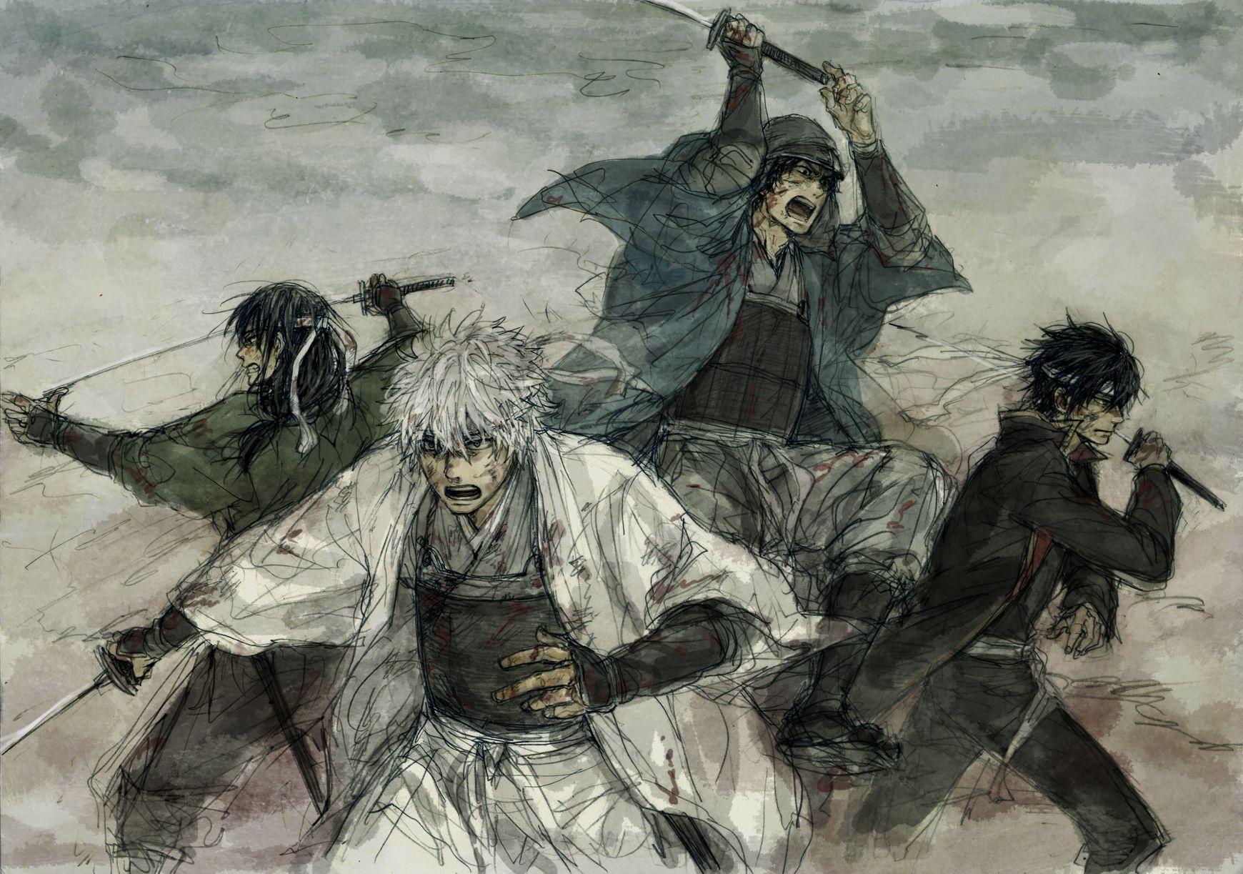 Joui/1878134 Zerochan 銀魂 イラスト, アニメ 銀魂, 高杉晋助