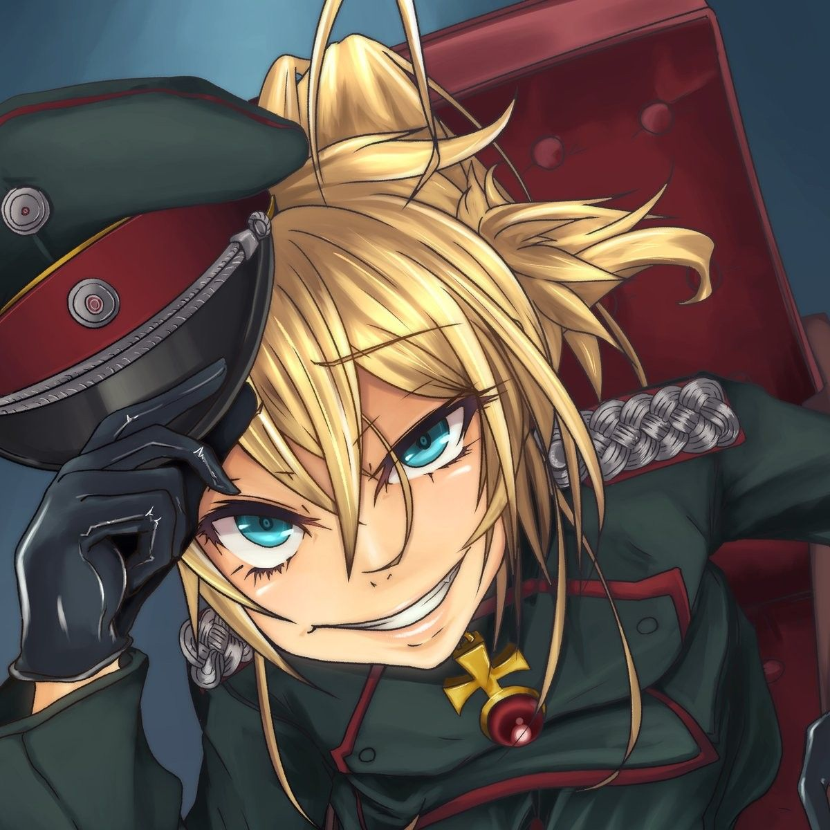Pin by XxkookxX on Command (With images) Anime, Tanya