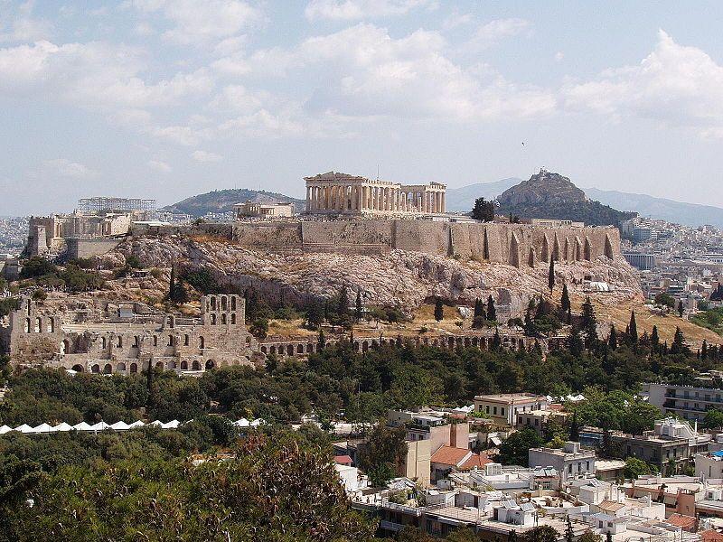 Acropolis Ancient Greek architecture Wikipedia the free