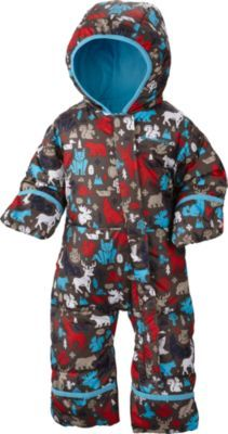 667d4f870c42 Columbia® Infants  Snuggly Bunny™ Down Bunting- Elliot s snow suit ...