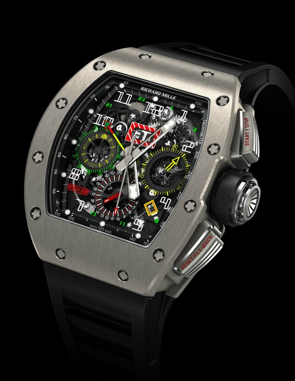 Richard Mille RM 1102 Automatic Flyback Chrono Dual