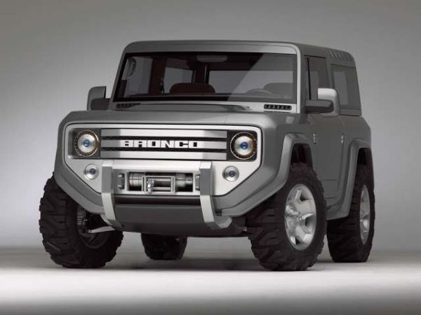 2020 Ford Bronco Release Date