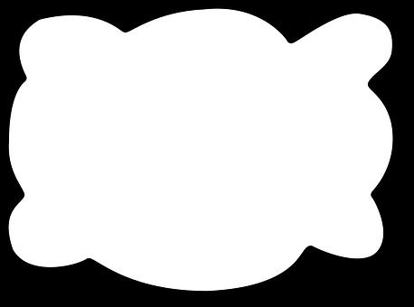Speech Bubble Blank Cloud Free Clip Art Free Clipart Images Bubbles