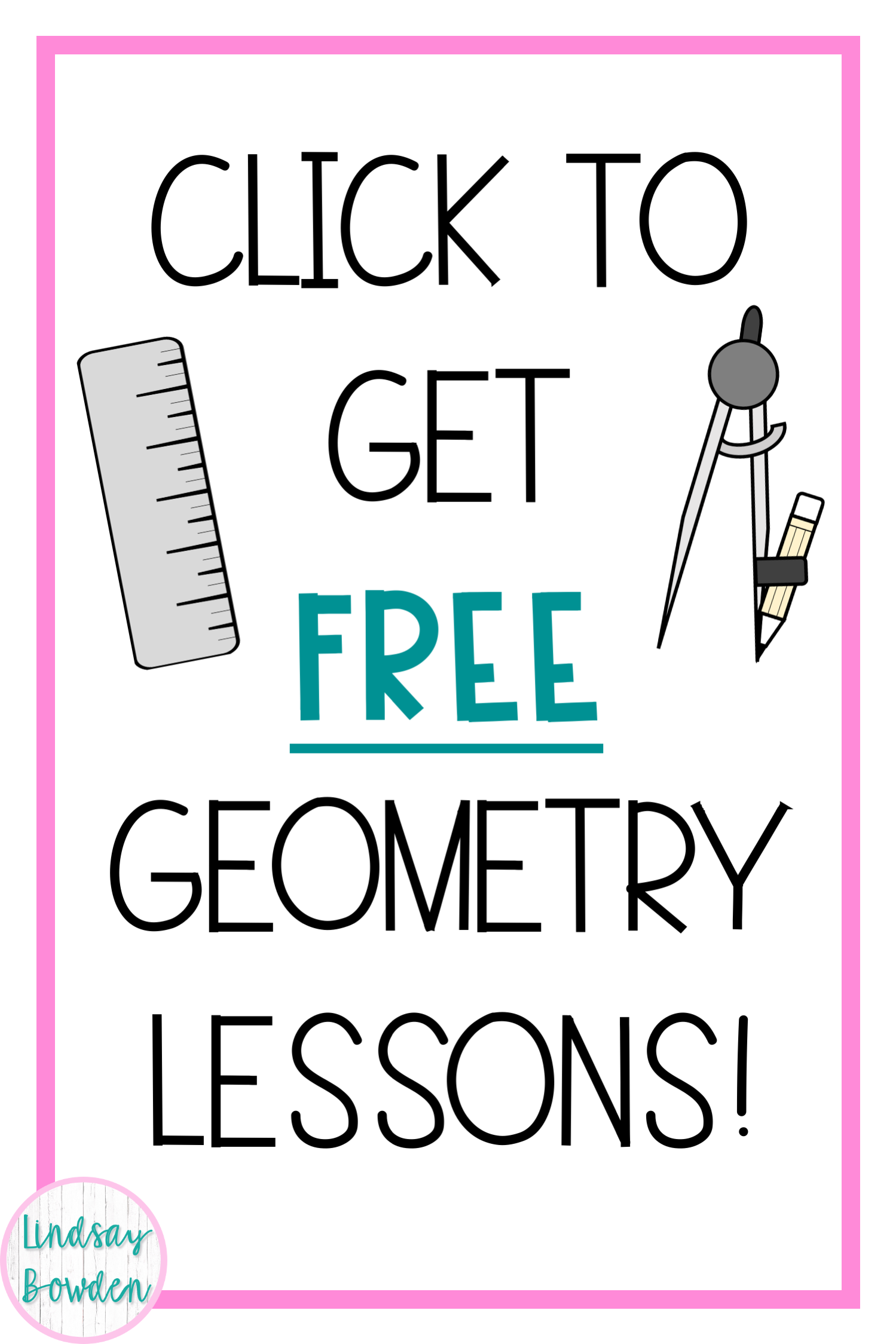 5 Free Geometry Lessons