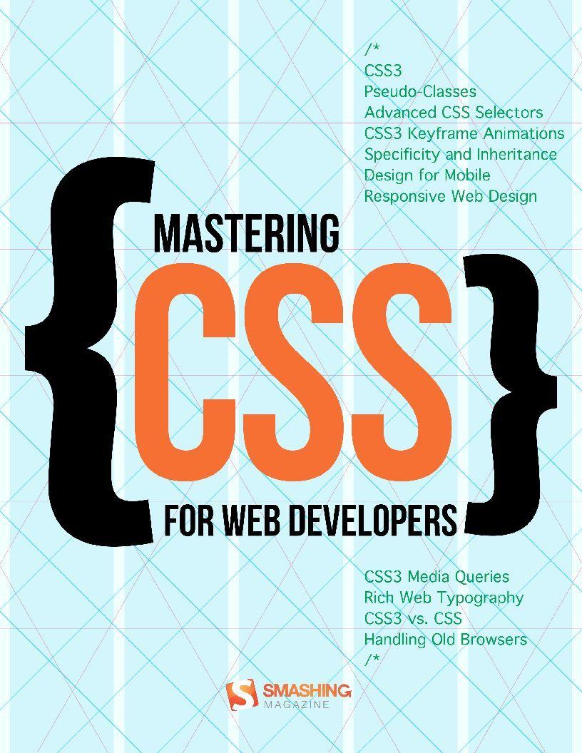 Mastering css for web developers smashing ebook series computer mastering css for web developers smashing ebook series malvernweather Image collections