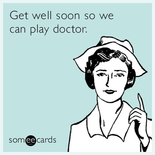 Playing Doctor Meme