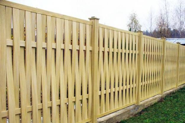 20 Wood Fence Designs, die Traditionen und moderne Ideen verbinden