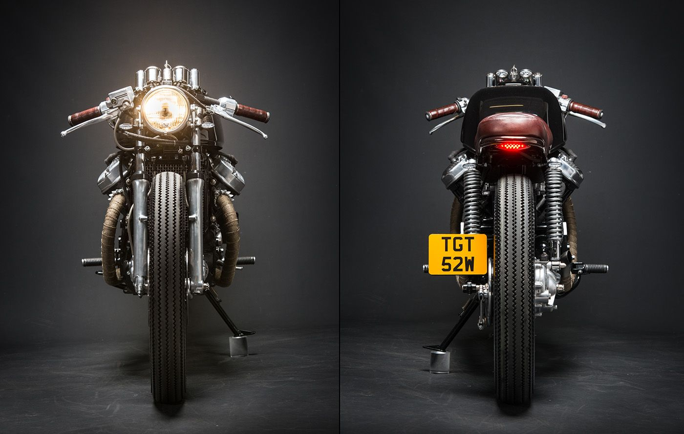 Inglorious Motorcycles CX500 6